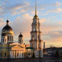 Церковь :: Владислав Пересёлов
