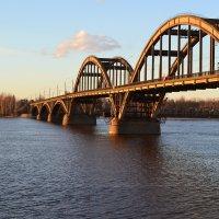Мост через Волгу :: Владислав Пересёлов