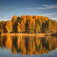 Сентябрьские краски :: Евгений Плетнев