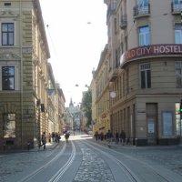 Львовская улица :: Маера Урусова