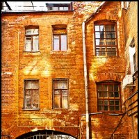 Старые стены :: Наталья Rosenwasser
