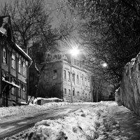 Ночь в Москве. :: Юрий Журавлев