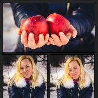 Яблоки :: Мария Прусакова