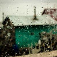 Когда идёт дождь :: Людмила Ильина
