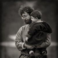 Отец и сын :: Виктор Перякин