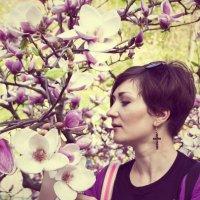 сад магнолий :: Ника Винницкая