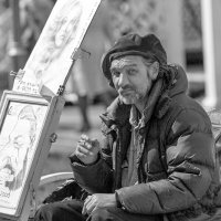 В парке :: Виталий Волкоморов