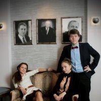 аристократическая семья) :: Катрин Моргачева