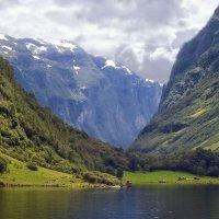 где-то в Норвегии :: Владимир Матва