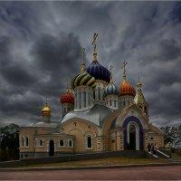 Храм святого благоверного великого князя Игоря Черниговского и Киевского в Переделкино :: Виктор Перякин