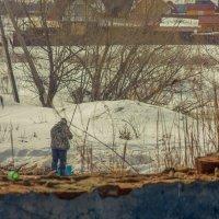 За окном :: Владимир Егоров