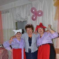 юбиляр и Бурановские бабушки :: Лидия Чистова