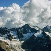 Облака в горах :: Zifa Dimitrieva