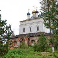 Рождественский храм. :: Oleg4618 Шутченко