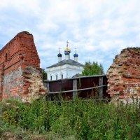 Пролом. :: Oleg4618 Шутченко