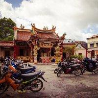 Китайский храм :: Anastasia Melnikova