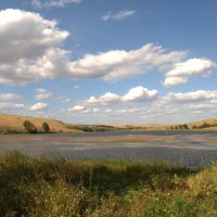 Осеннее озеро :: Ольга Москалюк
