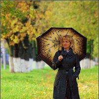 Ну вот и осень... Елена. :: Дмитрий