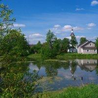 Сельский пейзаж :: Grey Bishop
