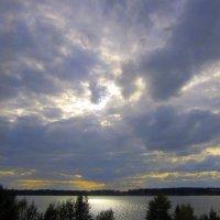 Уж небо осенью дышало ... :: Мила Бовкун