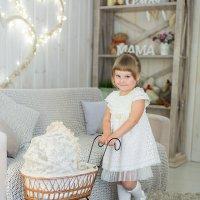 """Мамина принцесса :: Первая Детская Фотостудия """"Арбат"""""""