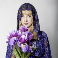 Фея цветов :: Margo Fox
