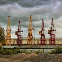 Индустриализация :: Дмитрий Конев