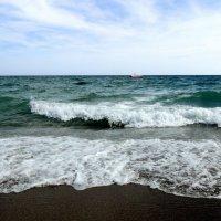 Средиземное море :: Елена Шемякина