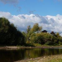 Сельский пейзаж :: kolyeretka