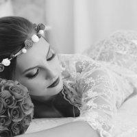 Утро невесты.Кристина :: Katerina Lesina