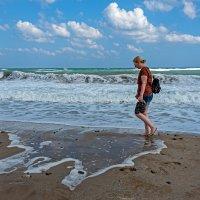 Прогулки по воде... :: Виктор Льготин