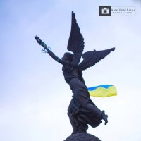 "Monument of Independence ""Flying Ukraine"" :: Алексей Гончаров"