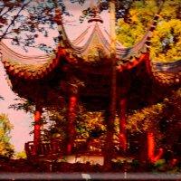 Пагода :: Nina Yudicheva