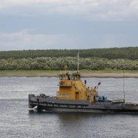 Кораблик :: Олег Афанасьевич Сергеев