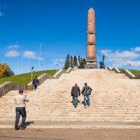 Уфа, монумент Дружбы народов :: Любовь Потеряхина