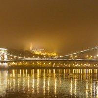 Вечерний Будапешт :: Александр Марусов