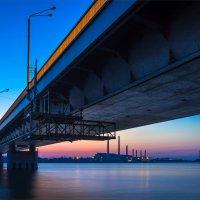 Утренние огни города :: Denis Aksenov