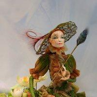 Международный фестиваль кукол на Тишинке :: Екатерина Овсянникова