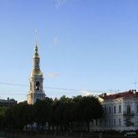 Колокольня Никольского собора :: Анна Янн