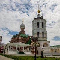 Николопешношский монастырь. Луговой. Дмитров. :: Анатолий. Chesnavik.