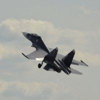 Су-30СМ на взлёте :: Александр Степовой