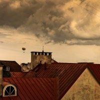 над крышами :: ник. петрович земцов