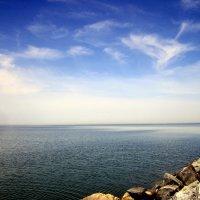 У самого синего моря . :: Мила Бовкун