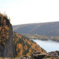 Вид с горы Ветлан :: Наталья Воронцова