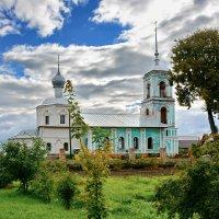 Святотроицкая церковь :: Леонид Иванчук