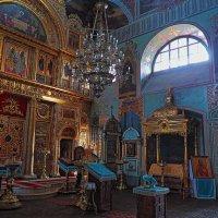 убранство Свято-Троицкого храма :: Сергей Цветков