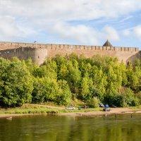 Крепость Иван-Город :: Андрей Кулаков