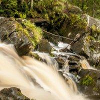 Водопад Белые мосты :: Злата Красовская