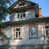 Старый дом. Мышкин :: Татьяна Богачева