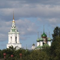 Церковь Спаса в рядах :: Татьяна Богачева